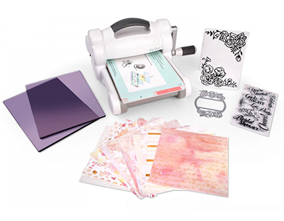 Sizzix David Tutera Big Shot Starter Kit.