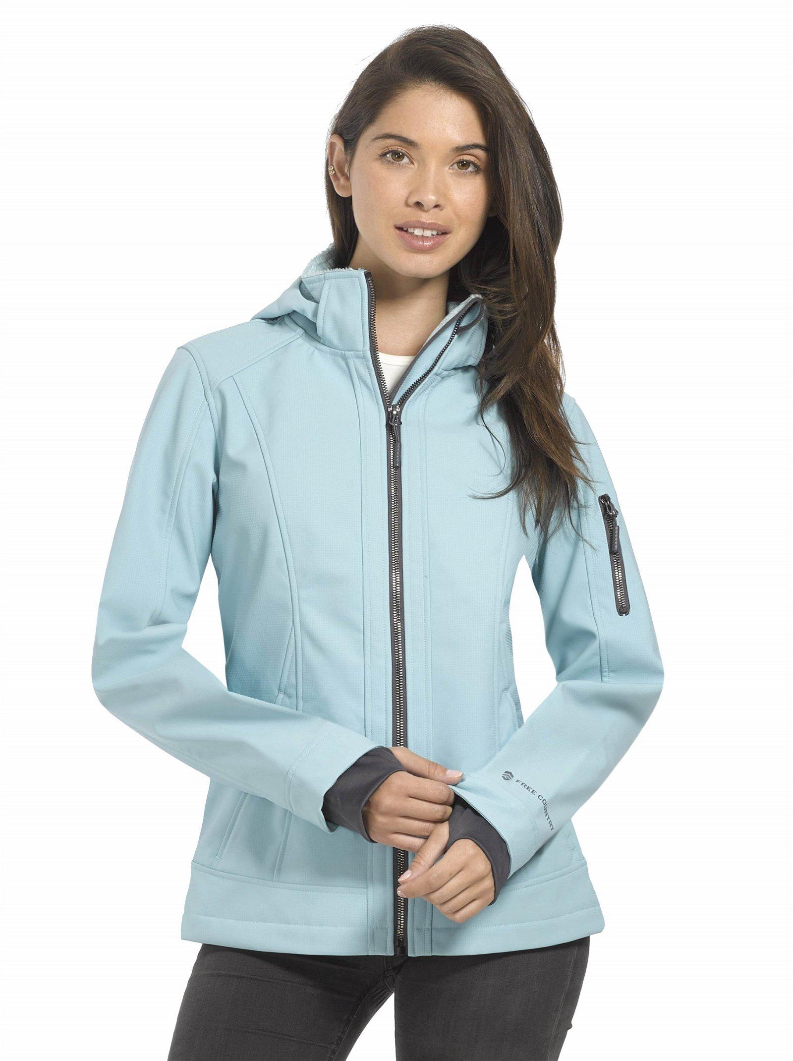 Free Country Womens Freeform Softshell Jacket