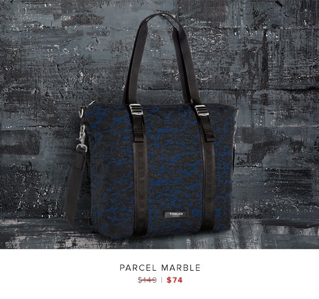 Parcel Marble was $149 | is $74