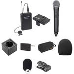 Go Mic Mobile Dual Wireless Mic Systems