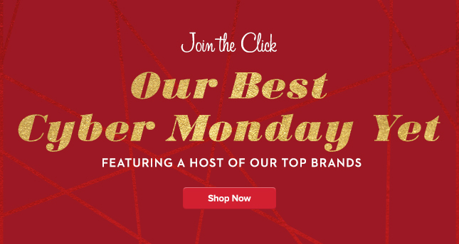 Our Best Cyber Monday Yet