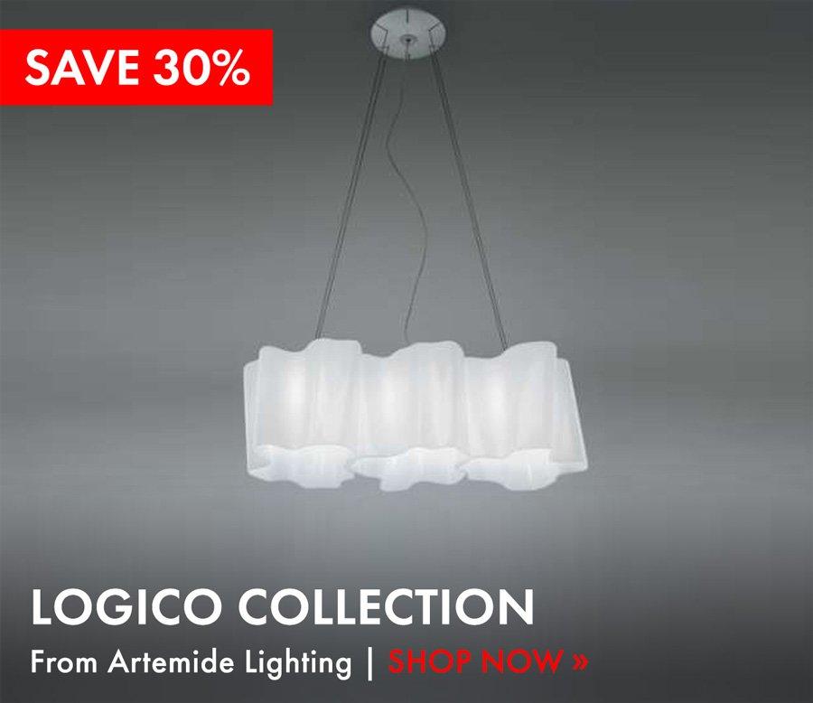 logico lighting. Y Lighting: Flash Sales End Tonight + Save 30% On Artemide Logico  Collection | Milled Logico Lighting