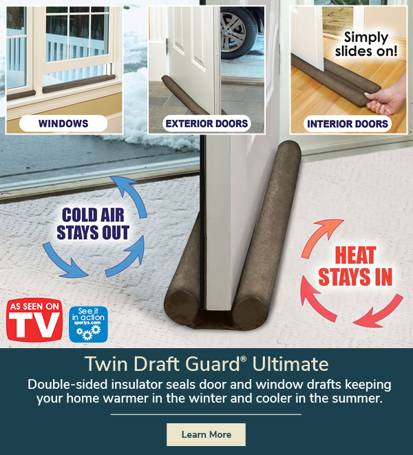 Sportys Tool Shop Twin Draft Guard Ultimate Milled