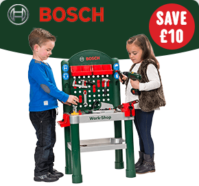 Bosch Workbench with 79 accessories