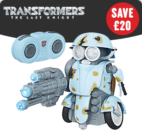 Transformers: The Last Knight Remote Control Sqweeks