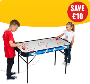4ft Air Hockey Table