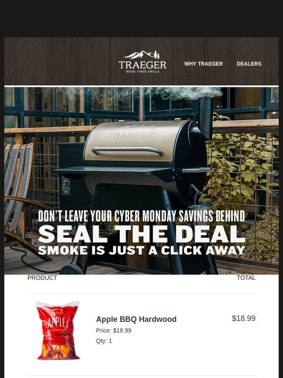 Traeger Grills Email Newsletters Shop Sales Discounts And Coupon Codes Page 3