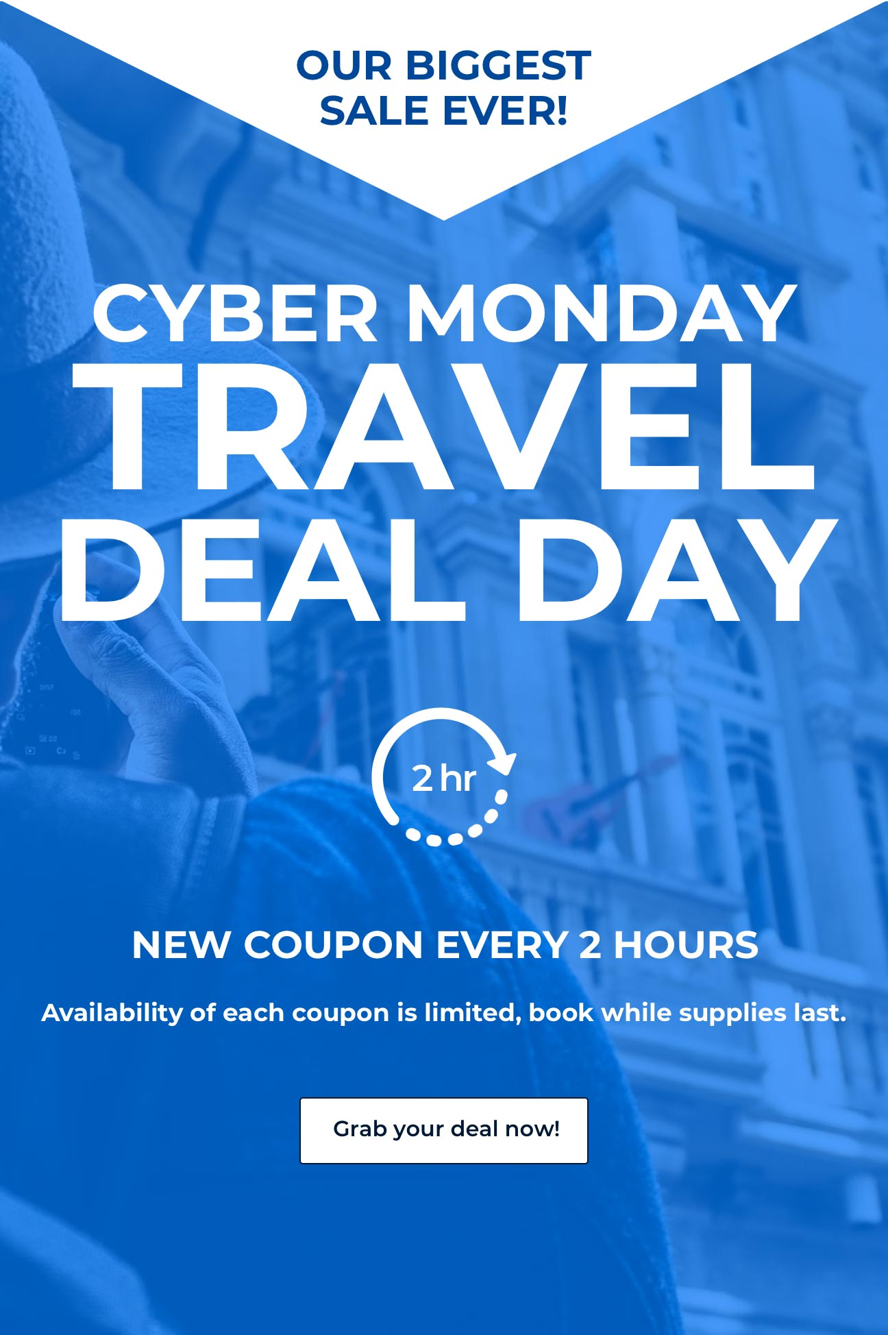 Priceline Cyber Monday Travel Deals New Sale Every 2 Hours Milled