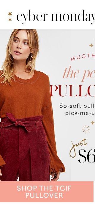 TGIF Pullover