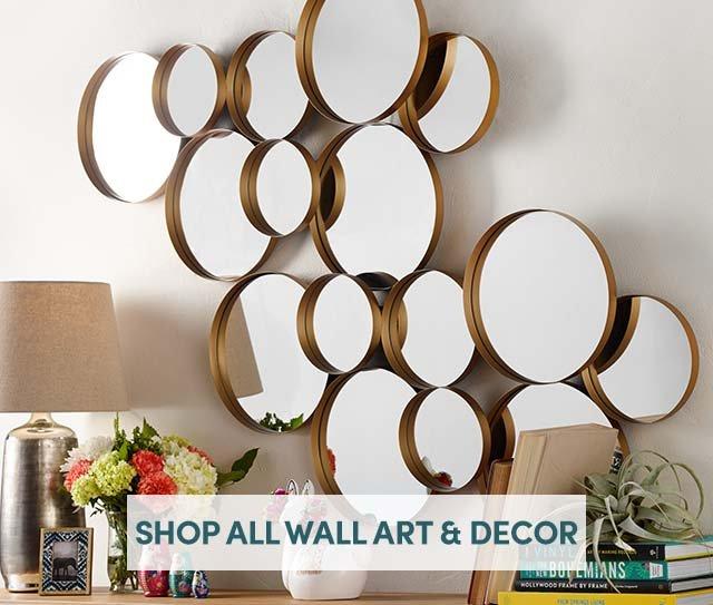 Shop All Wall Art & Decor