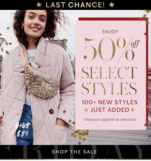 100 New Styles