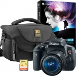 EOS Rebel T6i DSLR Camera