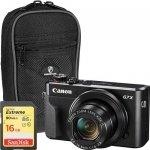 PowerShot G7X II Digital Camera