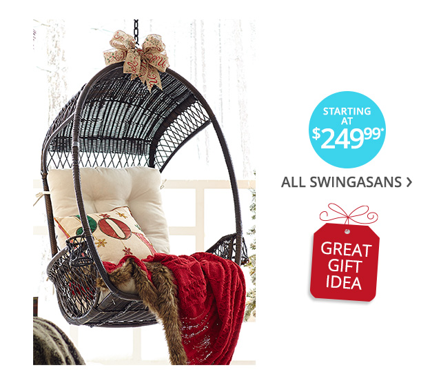 All Swingasans starting at $249.99