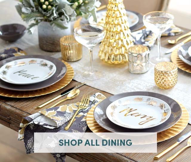 Shop All Dining