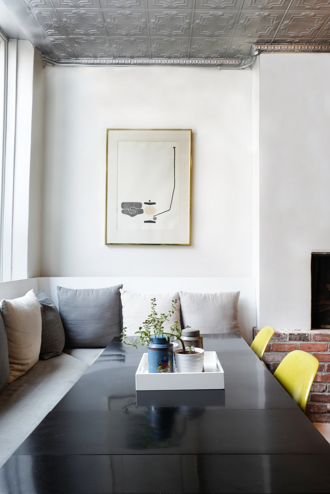 Dwell: An Art-Filled Brooklyn Home | A Home Bar Gift Guide | The ...