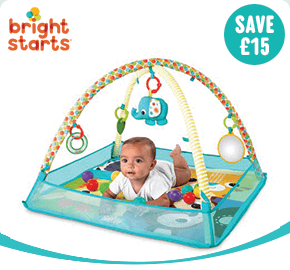 Bright Starts More-in-One Ball Pit Fun
