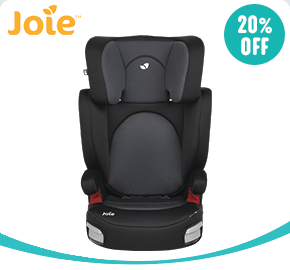 Joie Trillo Group 2-3 Car Seat Black