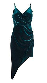 Quiz-velvet-dress