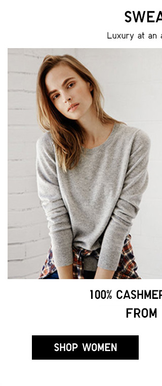 SWEATERS - 100% Cashmere Sweaters - From $59.90 - Shop Women