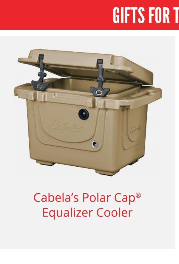 Cabela's Polar Cap Equalizer Cooler