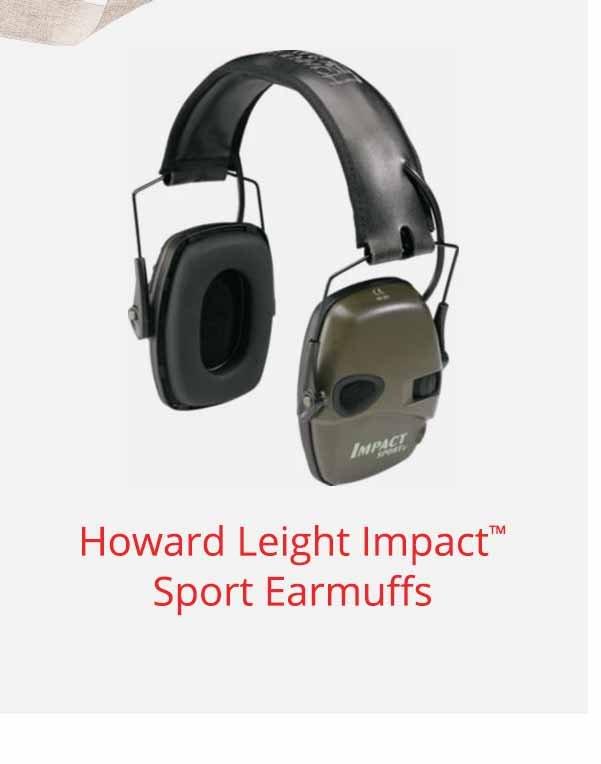 Howard Leight Impact Sport Earmuffs
