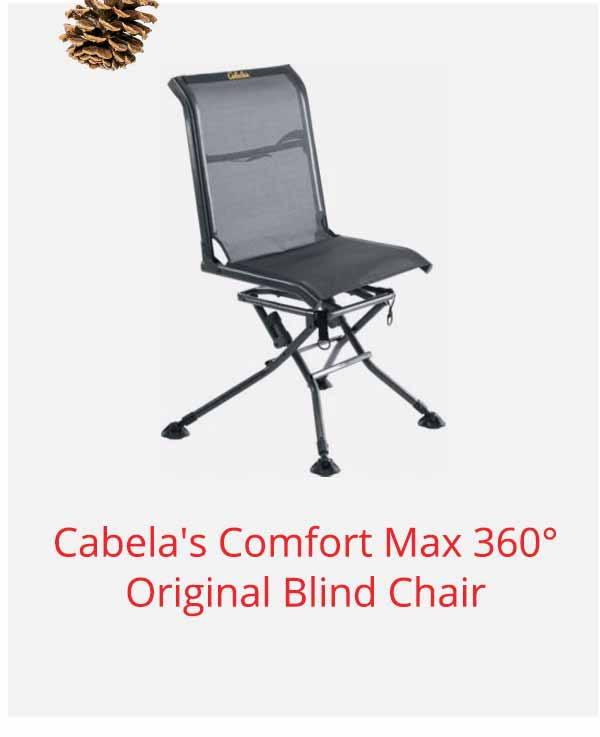 Cabela's Comfort Max 360 Original Blind Chair