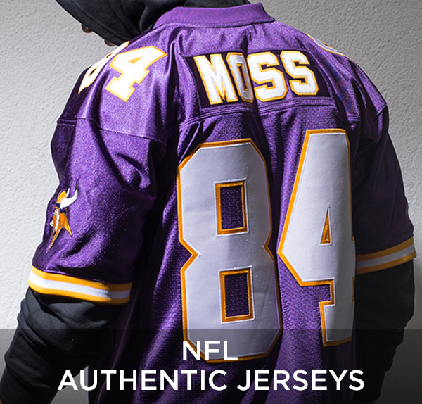 NFL Authentic Jerseys