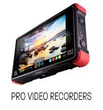 Pro Video Recorders