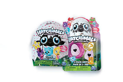 Hatchimals Colleggtibles.