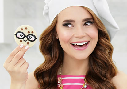 Rosanna Pansino Foodcrafting Supplies.
