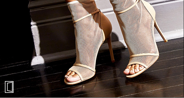 Gianvito Rossi's sexiest collection of shoes yet.