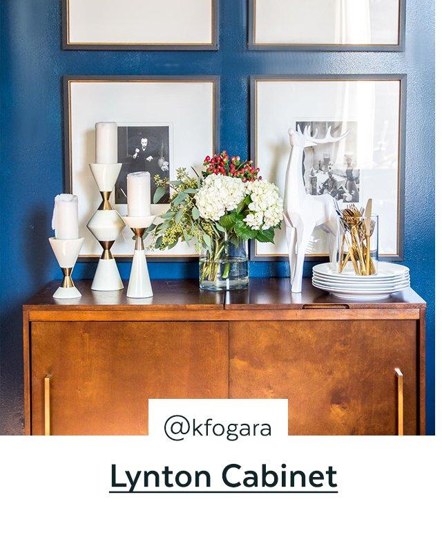 Lynton Cabinet