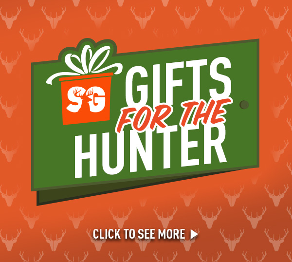 Gifts For The Hunter. Click For More
