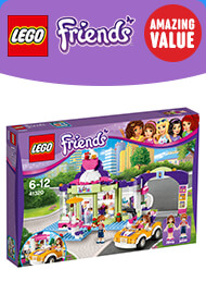 LEGO 41320 Friends Heartlake Frozen Yogurt Shop
