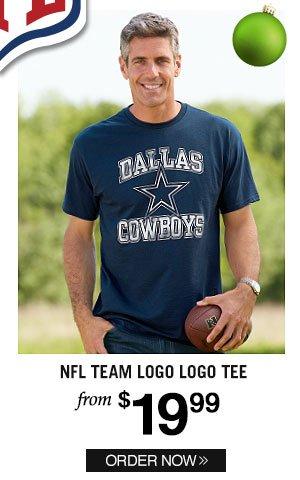 NFL Team Logo Graphic Tee