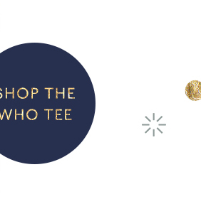Shop The Who Tee