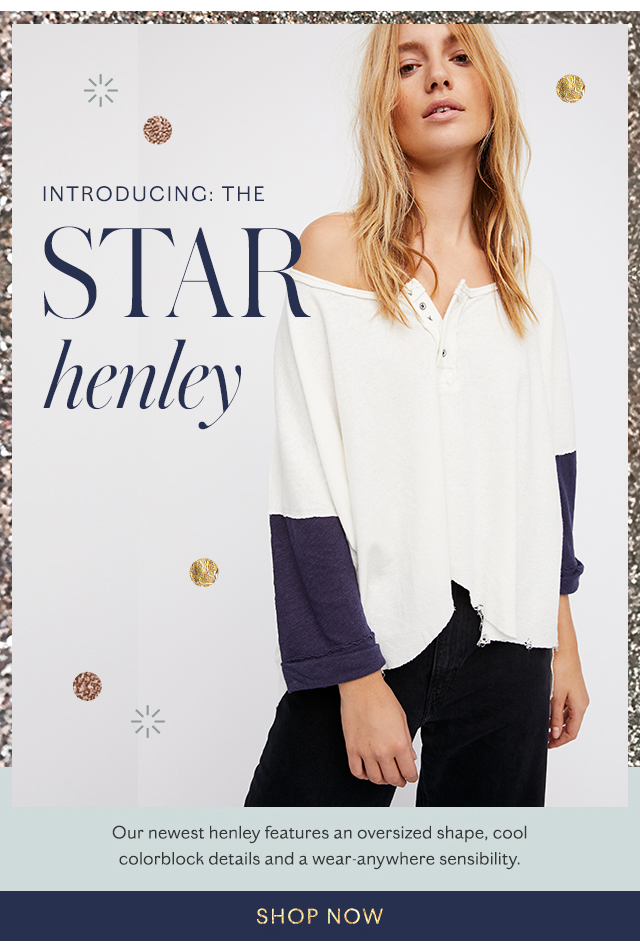 Shop the Star Henley