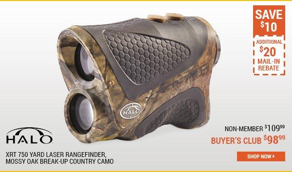 Halo XRT 750 Yard Laser Rangefinder