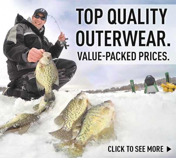Top Quality Outerwear. Value-Packed Prices.