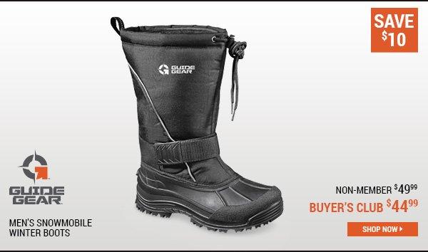 Guide Gear Men's Snowmobile Winter Boots