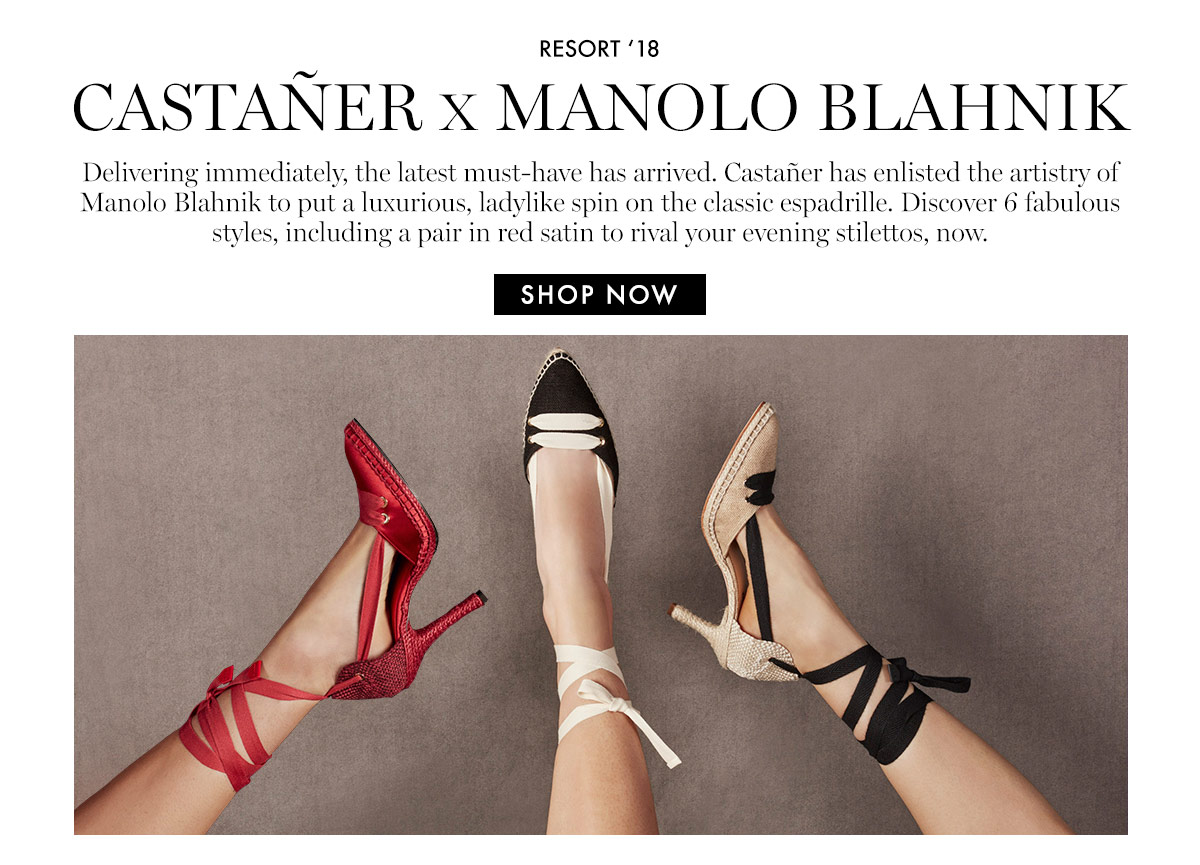 8c2d5b4720f8a Moda Operandi: Castañer x Manolo Blahnik: shop the dream ...