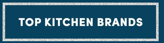Top kitchen brands