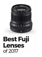 Best Fujifilm Lenses of 2017