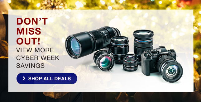 DON'T MISS OUT! VIEW MORE BLACK FRIDAY SAVINGS