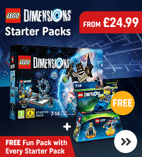 LEGO Dimensions Starter Pack Offer!