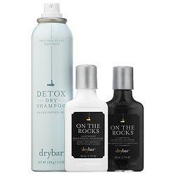 DRYBAR - Detox Dry Shampoo & On the Rocks Kit