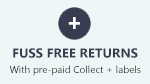 FUSS FREE  RETURNS