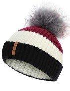 BKLYN Fur Bobble Hat