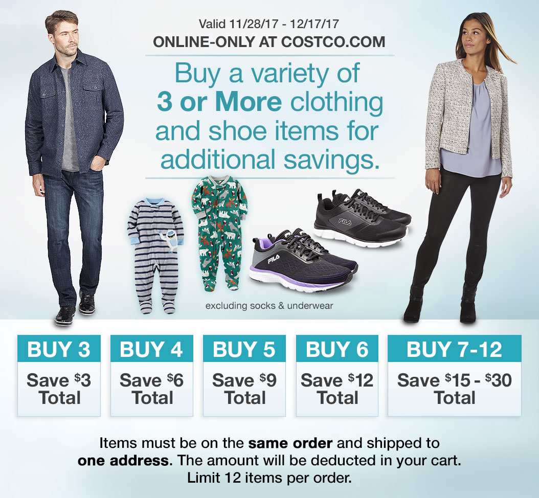 Costo: Buy More and Save on Apparel Plus Exclusive Buyers